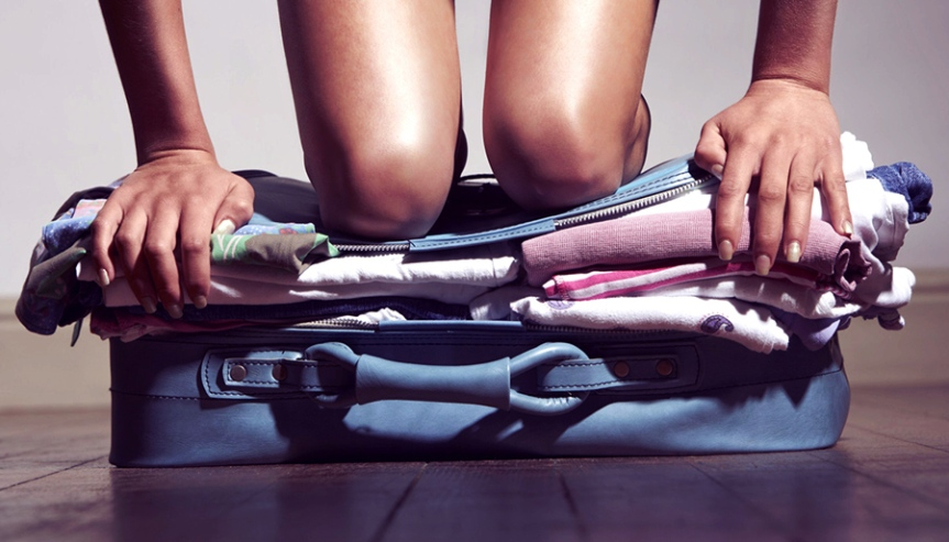 4. La valigia